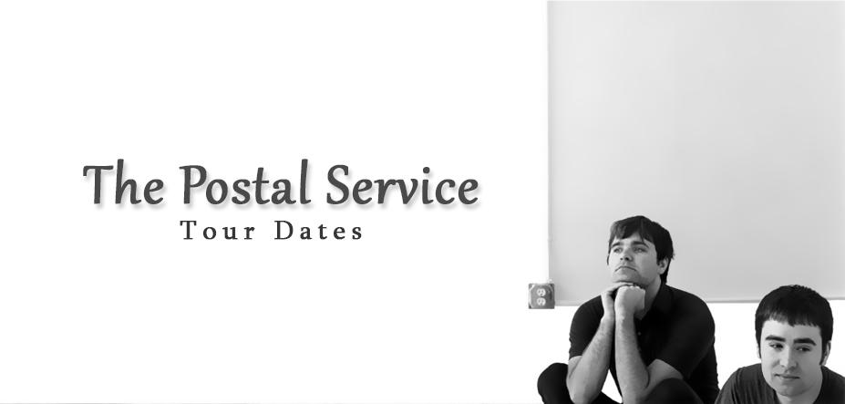 Postal Service Tour